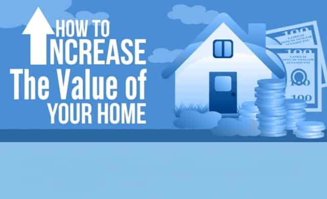 4 Projects To Raise The Value Of Your Home