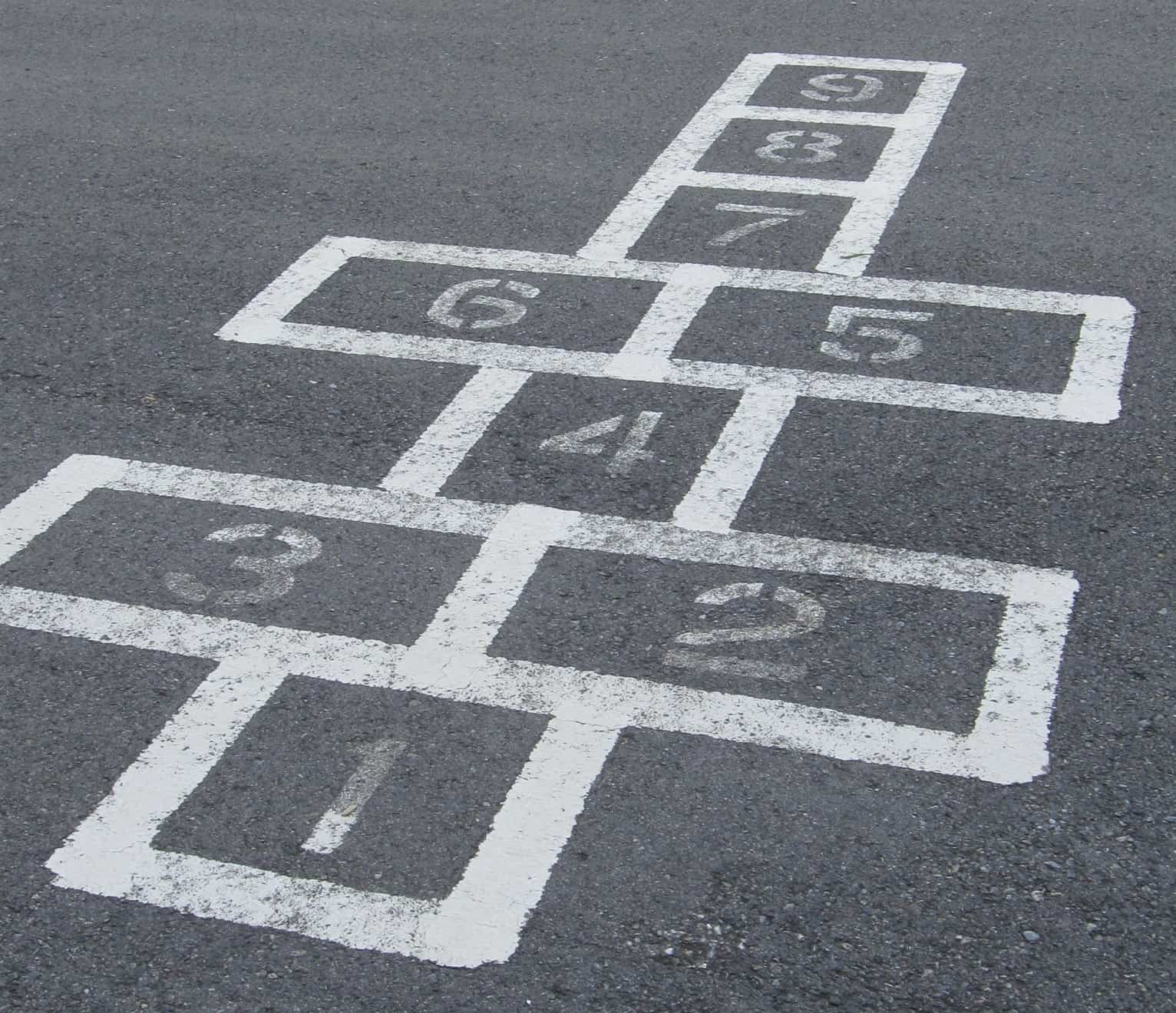 Housing Market Is Like Playing Hopscotch