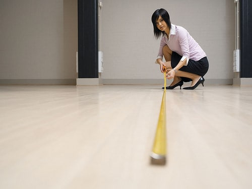 measuring your home's square footage