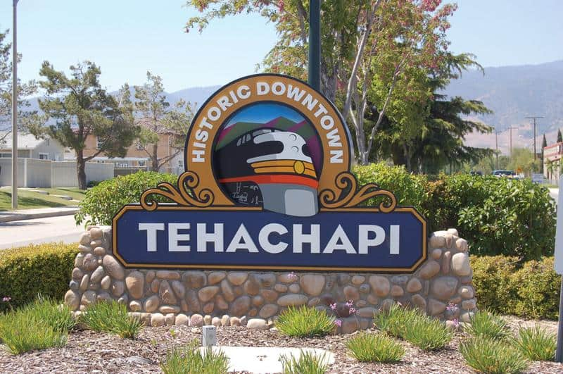 Tehachapi CA Real Estate