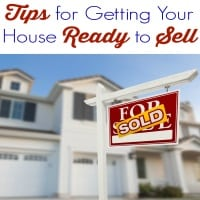 Getting a House Ready to Sell