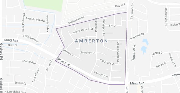 Homes for Sale in Amberton in Bakersfield CA