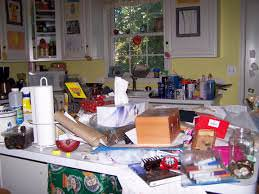 Preparing a Home to Sell Means Decluttering