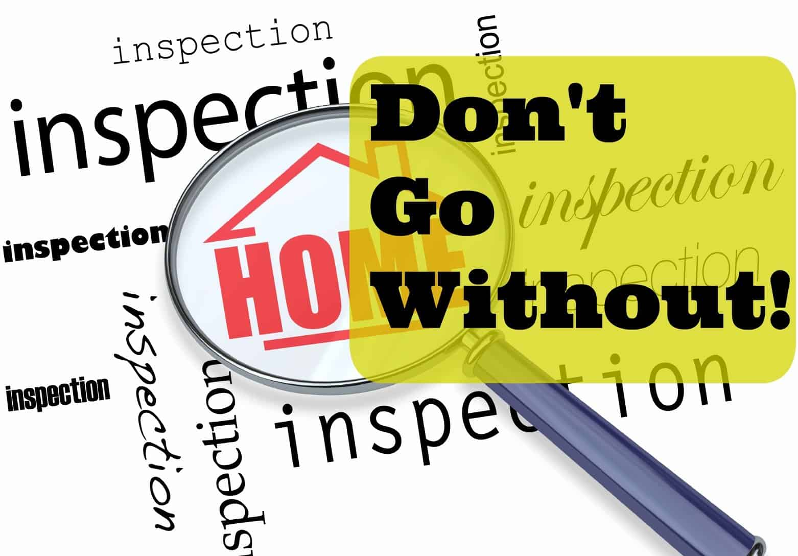 Waiving a Home Inspection
